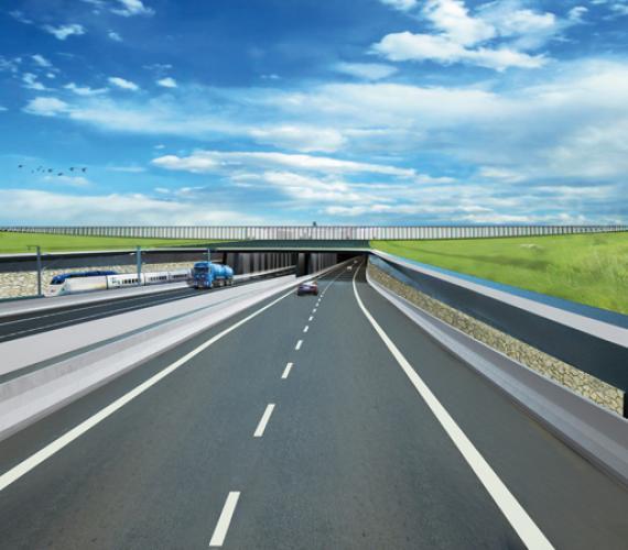 Tunel Dania Ndash Niemcy Inżynieriacom