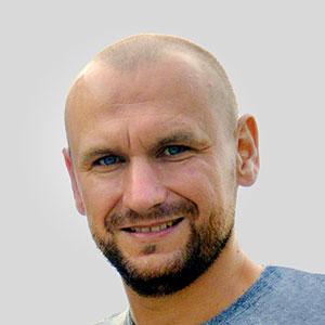 Autor Piotr Grawżyn