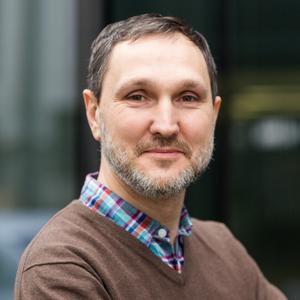 Autor Grzegorz Kacprzak