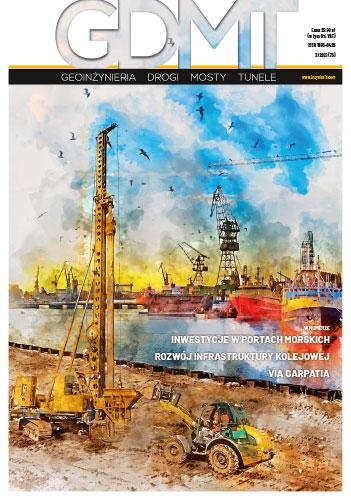 Czasopismo GDMT geoinżynieria drogi mosty tunele 2/2021 [75]