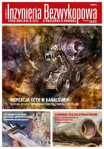 Czasopismo Inżynieria Bezwykopowa 2/2019 [74]