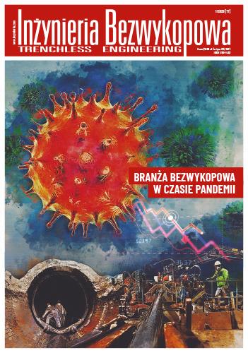 Czasopismo Inżynieria Bezwykopowa 1/2020 [77]