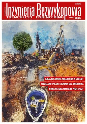 Czasopismo Inżynieria Bezwykopowa 3/2020 [79]