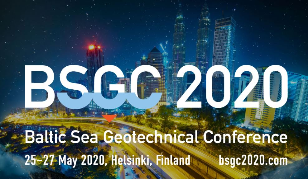 Baltic Sea Geotechnical Conference 2020 logo