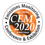 CEM 2022 - Conference and Exhibition on Emissions Monitoring logo