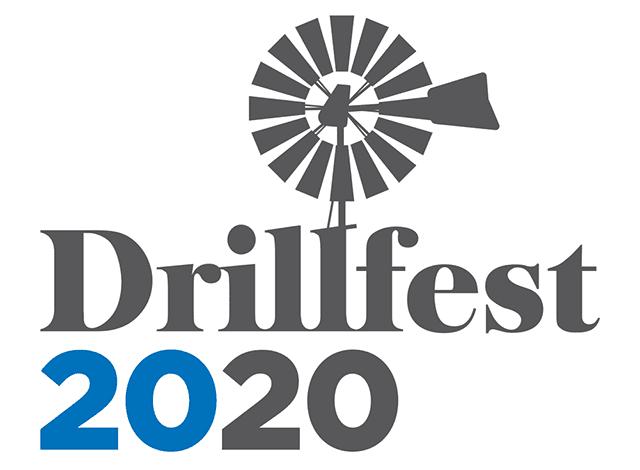 Drillfest 2020 logo
