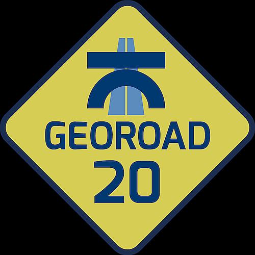 Geosyntetyki w budowie dróg GeoRoad20 logo