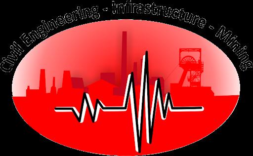 Budownictwo – Infrastruktura – Górnictwo logo