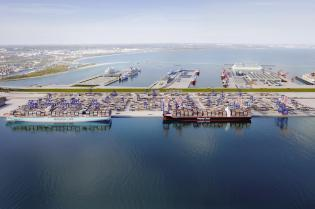 Tak będzie wyglądał Port Centralny w Gdańsku. Źródło: ZMPG S.A.