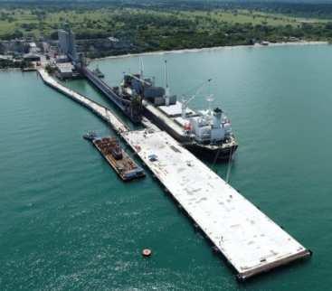 Kolumbijski port pogłębiony i z nowym nabrzeżem avatar