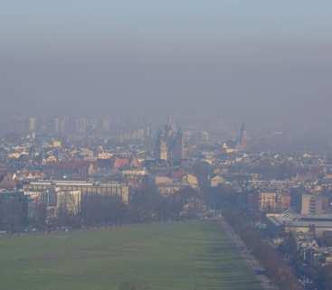"""Smog w Krakowie – jest lepiej, ale """"brudne"""" dni jeszcze nie odeszły na dobre avatar"""