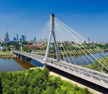 Warszawa: rekordowe miesiące na mostach avatar