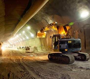 Wielkie tunele,  wielkie opóźnienia avatar