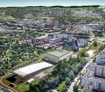 Kraków zbuduje centrum sportowe [wizualizacje] avatar