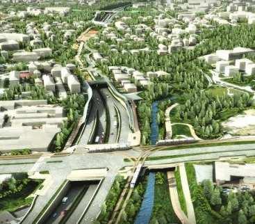 Trasa Łagiewnicka: wkrótce przełożenie rzeki Wilgi