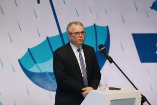 STORMWATER Poland 2020.  Andrzej Osiński, RETENCJAPL. Fot. inzynieria.com