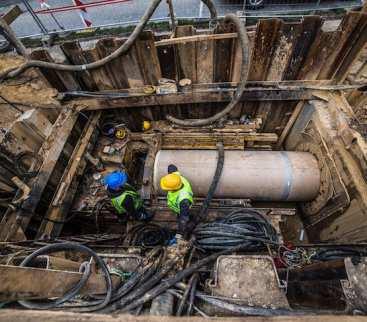 Mikrotunelowanie na budowie magistrali wodociągowej dla Wrocławia avatar