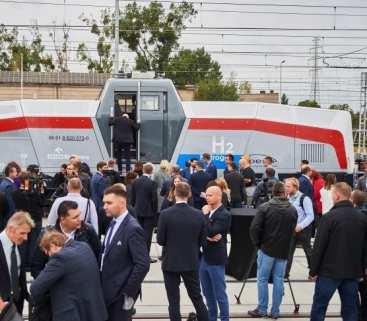 Orlen kupi pierwszą w Polsce wodorową lokomotywę avatar