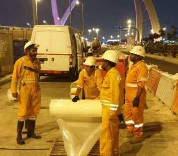 Pierwsza taka instalacja CIPP w Katarze avatar