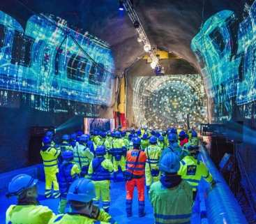 Wielki projekt tunelowy w Norwegii: zerwanie kontraktów opóźnia budowę avatar