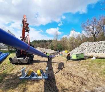 Płock: modernizacja 3 km rurociągów wody surowej avatar