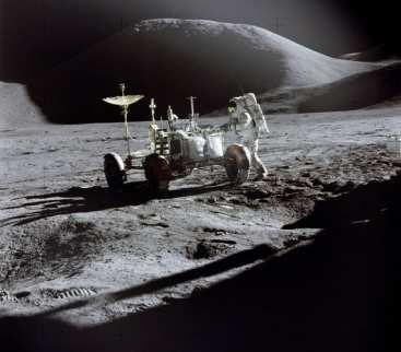 NASA za cztery lata wróci na Księżyc. Będziemy drążyć tam tunele? avatar