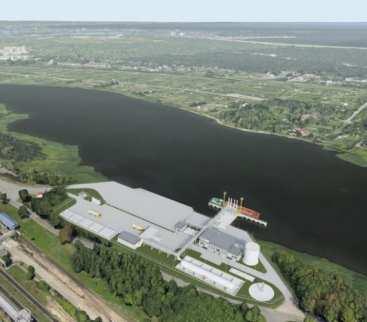 Nowy terminal LNG zostanie wybudowany w Gdańsku avatar