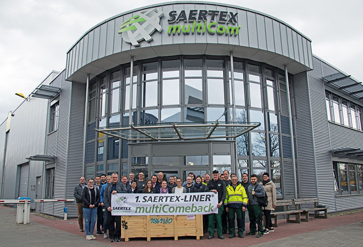 SAERTEX multiCom
