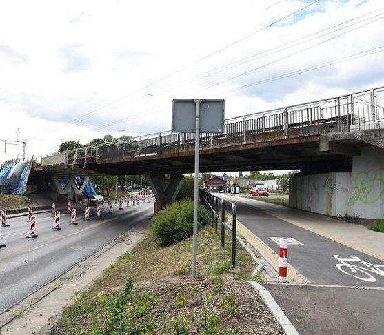 Modernizacja wiaduktu kolejowego w Bydgoszczy