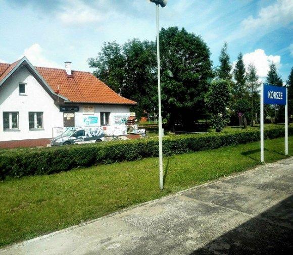 Linia Ełk–Korsze: inwestor unieważnił wybór oferty