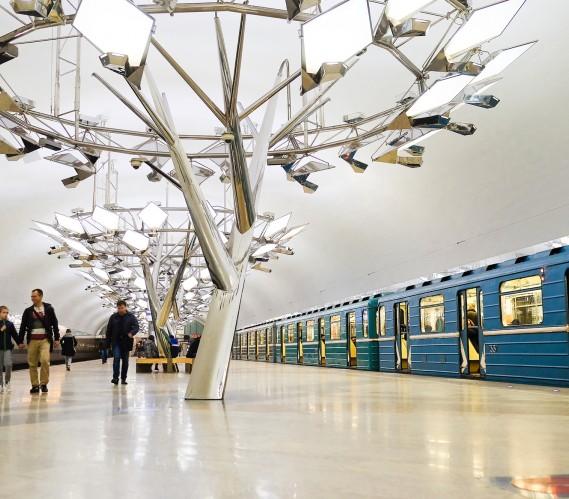 Najdłuższe systemy metra na świecie |  TOP10