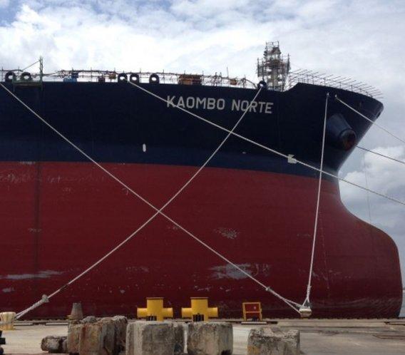 Głębokowodny paliwowy projekt offshorowy
