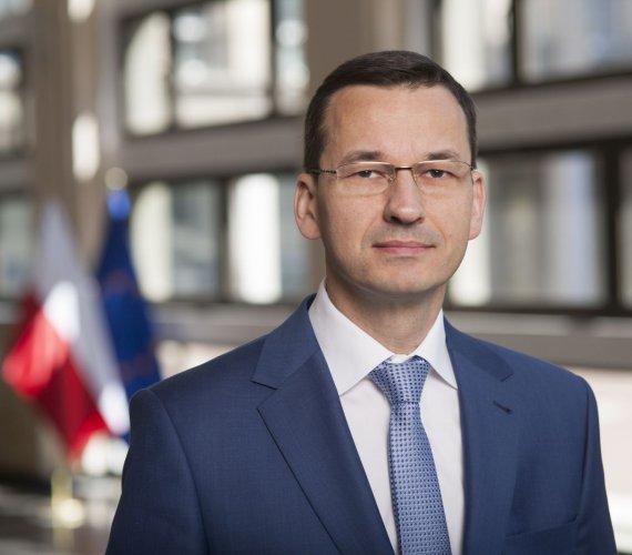 Morawiecki nowym premierem Polski