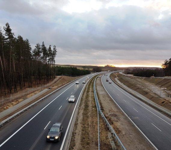 Kierowcy korzystają już z obwodnicy Ostródy