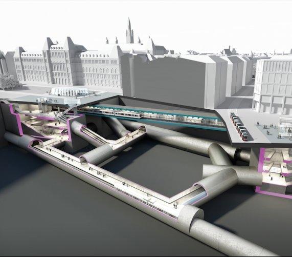 Rozbudują wiedeńskie metro o 11 stacji i 9 km podziemnych torów