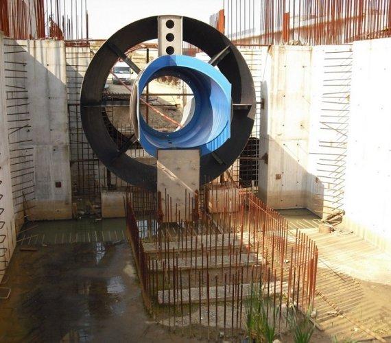 Otwarcie stopnia wodnego Malczyce pod koniec maja