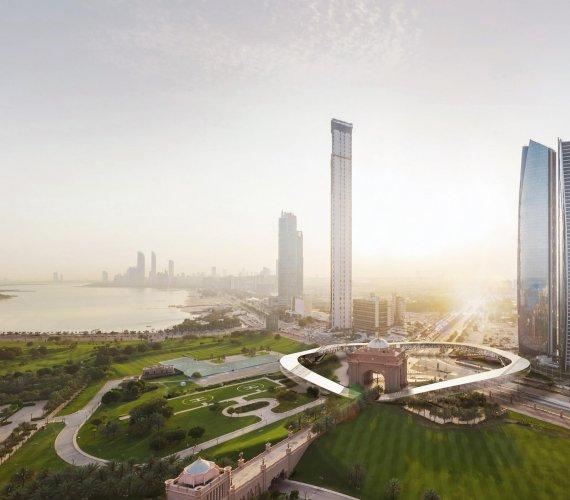 Z Dubaju do Abu Dhabi w 12 min. Budują połączenie Hyperloop