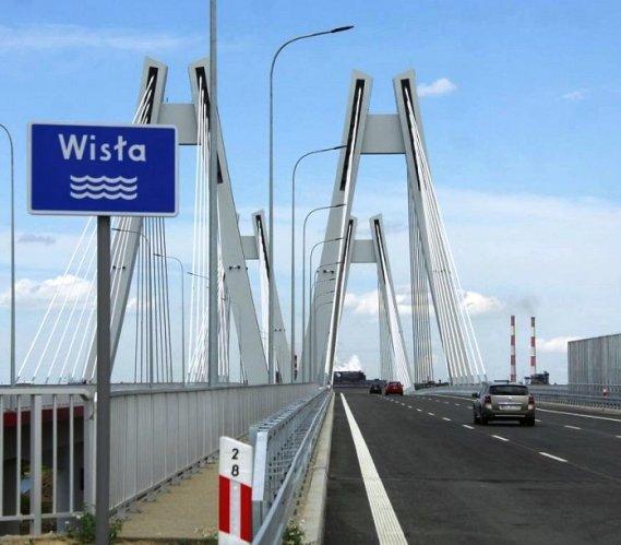 Kraków: budowa S7 z mostem przez Wisłę Liderem Małopolski