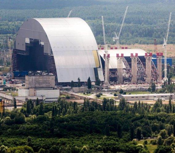 Jak zabezpieczono płonący reaktor w Czarnobylu?