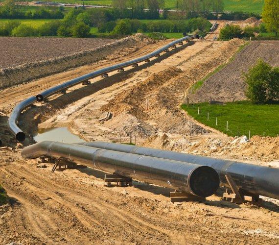 Rafako wybuduje 41-kilometrowy odcinek gazociągu Szczecin–Gdańsk