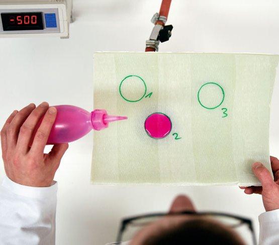 Rękawy  renowacyjne powinny przejść  pozytywnie  wszystkie cztery testy
