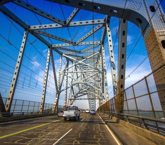 Powstanie czwarty most przez Kanał Panamski