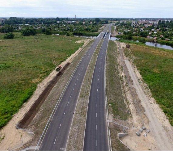 Oddano do użytku 2 km obwodnicy Kołobrzegu