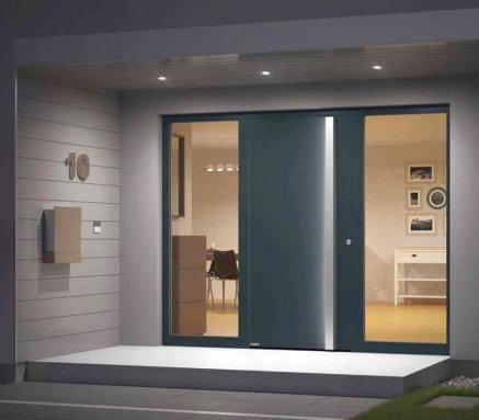 Jakie wybrać drzwi zewnętrzne do domu?
