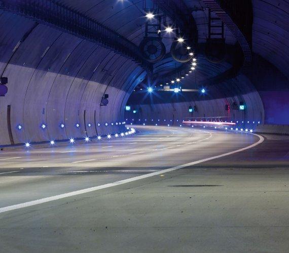 Drogowcy stawiają na tunele