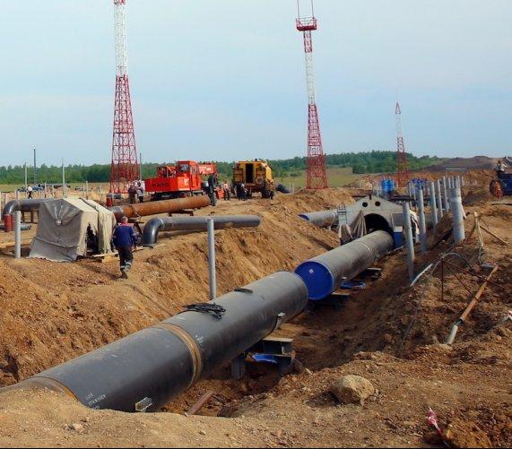 Gazociąg Siła Syberii: budowa kluczowego odcinka zbliża się do końca