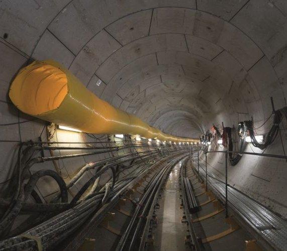 Tunele odwodnieniowe w Singapurze