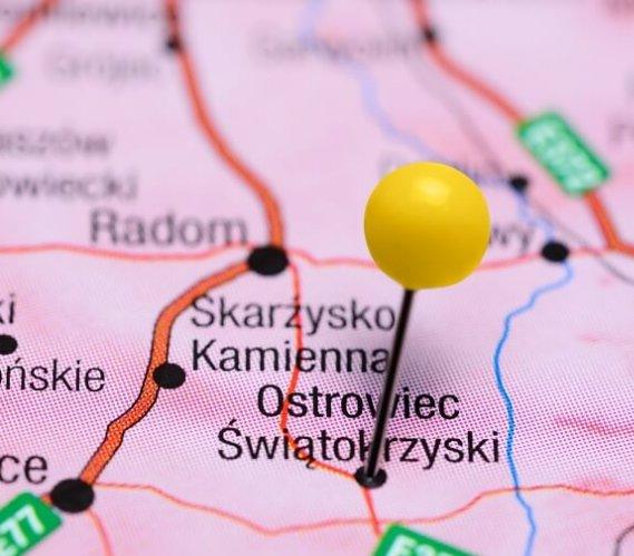Jest przetarg na projekt i budowę obwodnicy Ostrowca Świętokrzyskiego