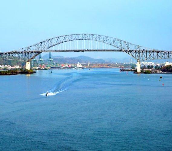 Czwarty most przez Kanał Panamski: Chińczycy podpisali umowę