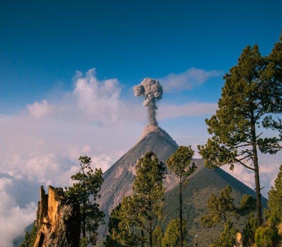 Ewakuacja w Gwatemali – wulkan Fuego znów wybuchł